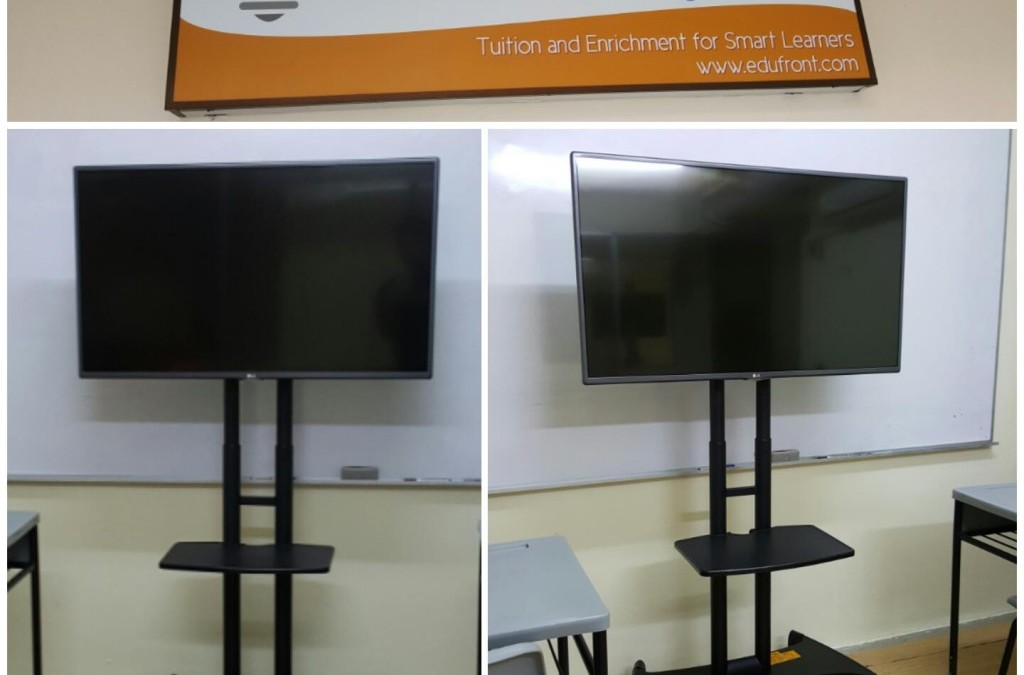 Supply for Edufront Learning Centre