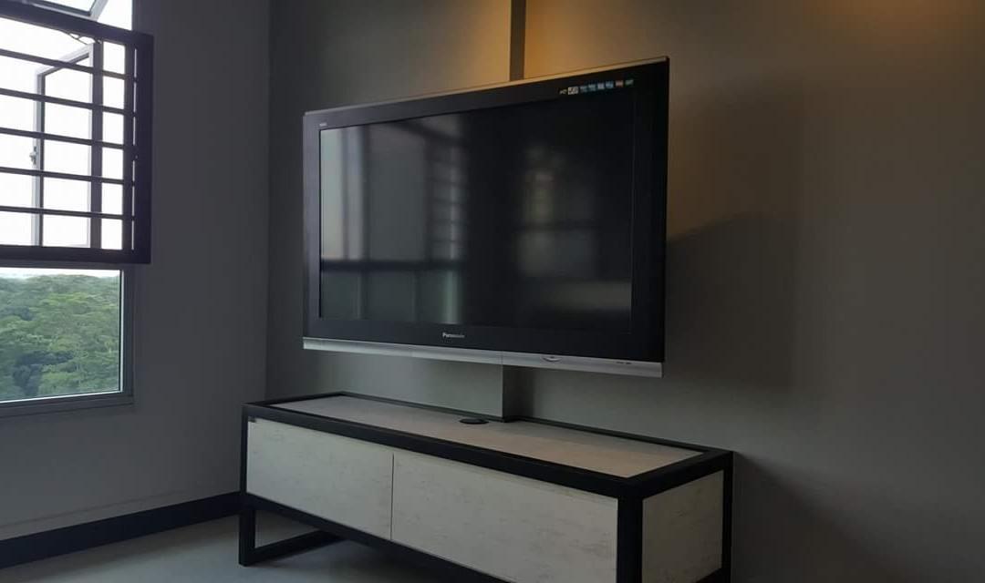 Mounting 50Kg Plasma TV