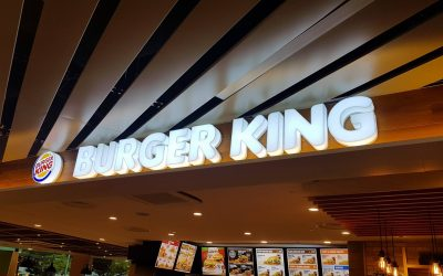 Project @ BurgerKing (Loyang Point)