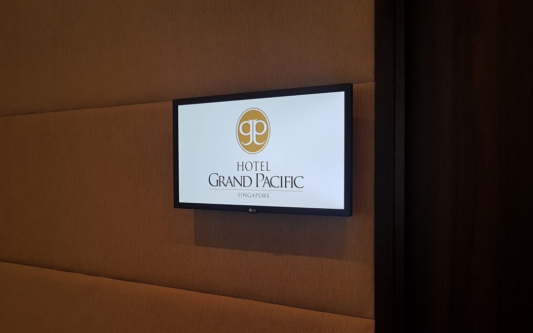 Project @ Hotel Grand Pacific