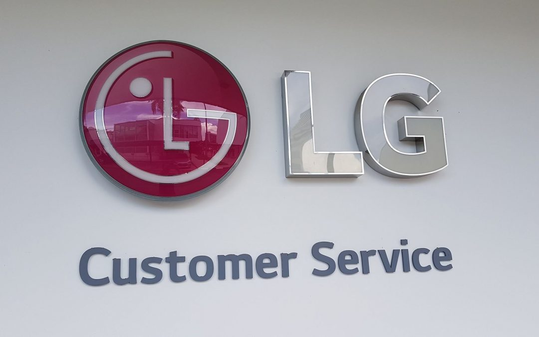 Project @ LG Service Centre