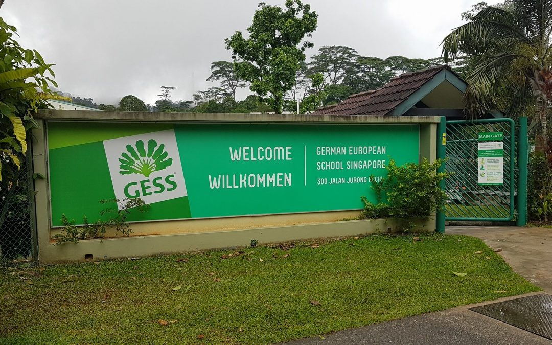 Project @ Geman European School Singapore