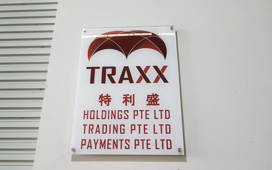Project @ TRAXX Payment P.L