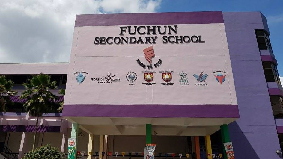 Project @ Fuchun Secondary School