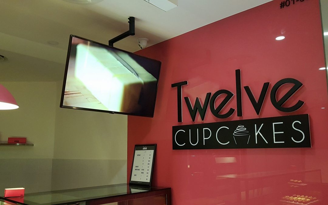 Project @ Twelve Cupcakes (United Square outlet)