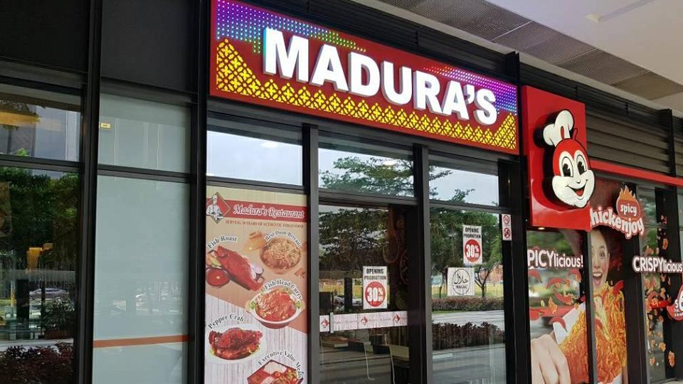 Project @ Madura's (Paya Lebar Square)