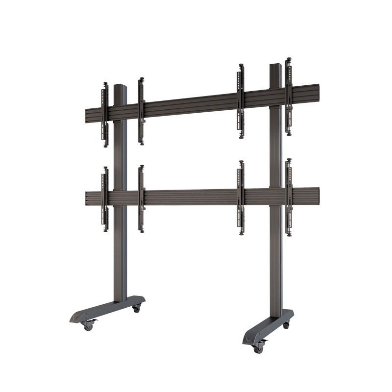 TV Wall Trolley 2x2