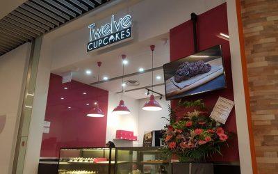 Twelve Cupcakes @ MarinaOne