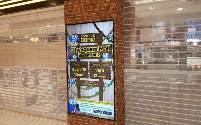 Project @ Don Don Donki (City Square)