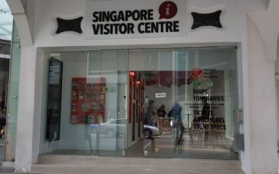 Project @ Singapore Visitor Centre